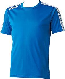 【メール便OK】ARENA(アリーナ) ARN-6331 チームライン ハーフスリーブ Tシャツ 半袖 ファインスムース