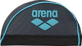 ARENA(アリーナ) ARN-6414 大人用メッシュキャップ スイムキャップ 水泳帽
