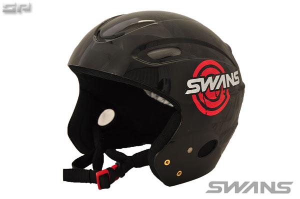 SWANS(スワンズ) H-50 ジュニアレーシング フルシェル スノーヘルメット