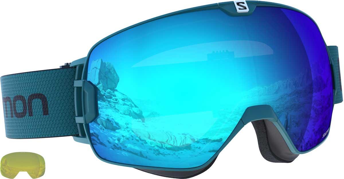 SALOMON(サロモン) L39953700 XMAX スキー スノーボード ゴーグル