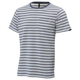 【送料無料】【メール便OK】ON・YO・NE(オンヨネ) ODJ98532 メンズ半袖ボーダーTシャツinsect shield インセクトシールド Tシャツ【SALE】