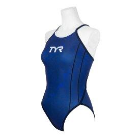 【メール便OK】TYR(ティア) FWOLD-19M レディース パワーフィット 競泳トレーニング水着 練習用 長持ち素材使用