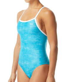 【メール便OK】TYR(ティア) DSSB7 レディース ダイアモンドフィット スイムスーツ 競泳トレーニング水着 練習用
