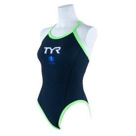 【メール便OK】TYR(ティア) DLIFE-20S レディース 競泳トレーニング水着 レギュラーカット ダイアモンドバック 練習用