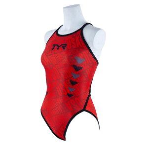 【メール便OK】TYR(ティア) FCHEVJR-18M ジュニア ガールズ 競泳トレーニング水着 スイムスパッツ 子供 女の子用