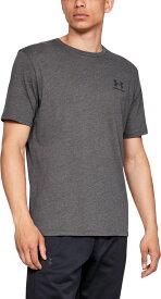 【メール便OK】UNDER ARMOUR(アンダーアーマー) 1358554 メンズ スポーツスタイル レフトチェスト ショートスリーブ 半袖Tシャツ トレーニング