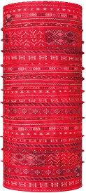 【メール便OK】BUFF(バフ) 386540 COOLNET UV+ SADRI RED ネックウォーマー