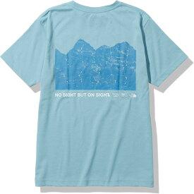 【メール便OK】THE NORTH FACE(ザ・ノースフェイス) NT32140 メンズ ショートスリーブモンキーマジックティー 半袖Tシャツ