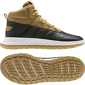 アディダス(adidas) フュージョンストーム ウィンター(FUSION STORM WTR M) メサ×メサ×コアブラック EE9708 メンズ スニーカー ブーツ