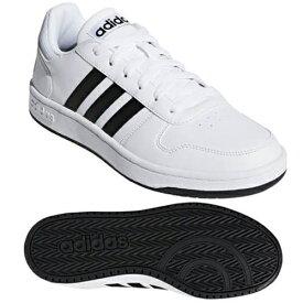 アディダス(adidas) アディフープス2.0(ADIHOOPS2.0) ランニングホワイト×コアブラック×ランニングホワイト F34841 メンズ スニーカー