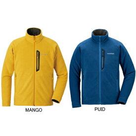 モンベル(mont-bell)クリマプラス200 ジャケット メンズ 1106580メンズ ユニセックス フリースジャケット