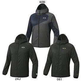 オークリー(oakley)Enhance Double Cloth Hoody Jacket.QD 7.0412370JPメンズ ユニセックス トレーニングウェア クロスジャケット