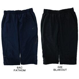 オークリー(oakley)ENHANCE DOUBLE CLOTH 3/4 PANTS.QD 9.0422571JP6AC Fathom02E Blackoutメンズ ユニセックス トレーニングパンツ ハーフパンツ 七分丈