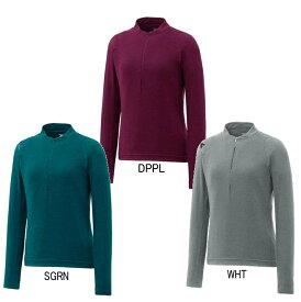 デサント(DESCENTE)HEAT NAVI ロングスリーブシャツDAT4380WL特価 レディース 長袖シャツ