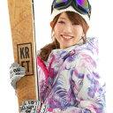 【週末祭!3/15(金)】【防水スプレー付き】スキーウェア スノーボードウェア レディース 上下 セット【まとめ買い相談…