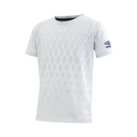 UMBRO/アンブロ JR.GAKU グラフィックTシャツ LTD ジュニア ULJLJA50BG-WHT