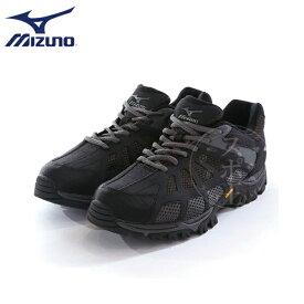 MIZUNO/ミズノ ユニセックス メンズ レディース ウエーブ アドベンチャー BR ウォーキング シューズ B1GA1509-09 ブラック