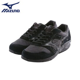 MIZUNO/ミズノ ユニセックス メンズ レディース CS800 ウォーキング シューズ b1ge1834-09 ブラック