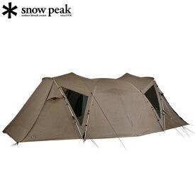 SNOW PEAK スノーピーク ツーピークドーム PRO.LIGHT(インナーテント4フゾク) SD-650 キャンプ用品 アウトドア テント
