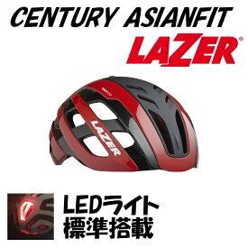 LAZER レイザー CENTURY AsianFit センチュリーアジアンフィット レッドブラック