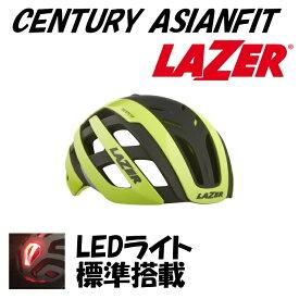 LAZER レイザー CENTURY AsianFit センチュリーアジアンフィット フラッシュイエローブラック