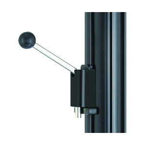 ミノウラ リコルベ ホビータワー HC-50 支柱用クリップフック50mm 3個 黒 MINOURA Licolbe HobbyTower