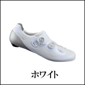 シマノ RC9 SH-RC901 2019 ホワイト ワイドタイプ