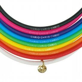 クリオ(CHRIO) アルファリングネックレス/ALPHA Ring Necklace