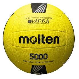 モルテン(molten) ドッジボール3号球 公認球 全日本ドッジボール選手権試合球 D3C5000
