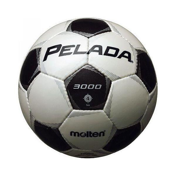 モルテン(molten) サッカーボール4号球 ペレーダ3000 検定球 F4P3000
