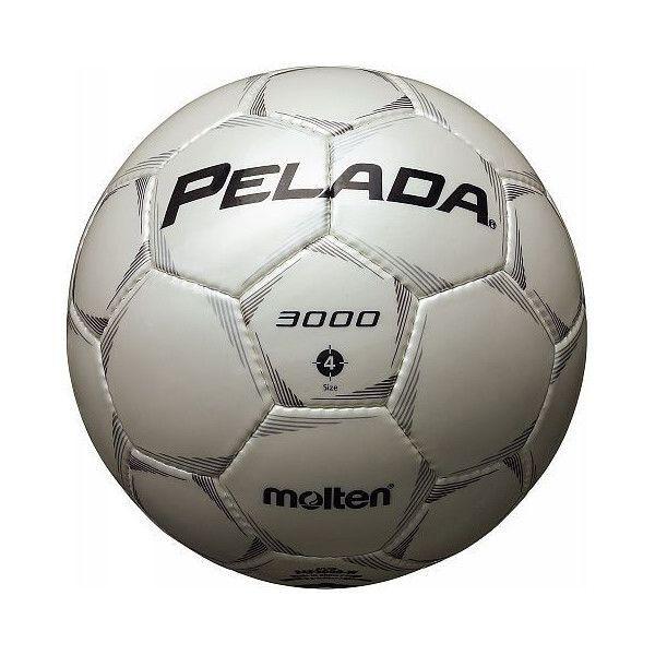 モルテン(molten) サッカーボール4号球 ペレーダ3000 検定球 F4P3000 W
