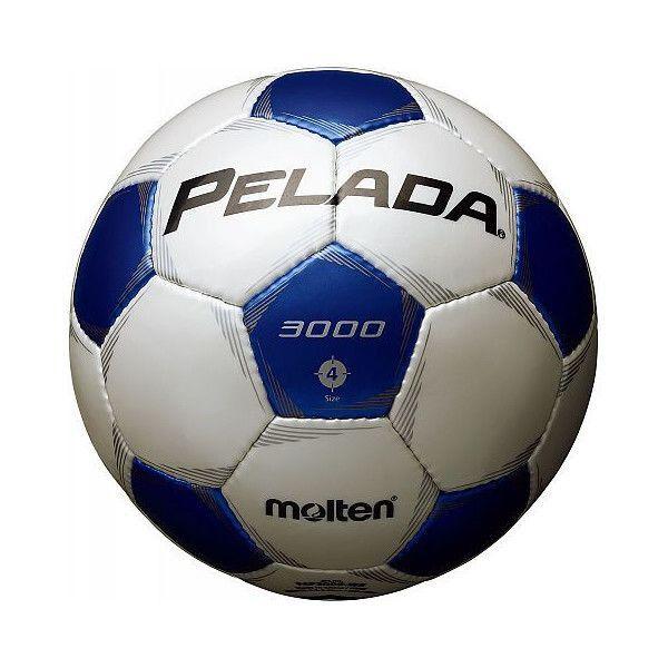 モルテン(molten) サッカーボール4号球 ペレーダ3000 検定球 F4P3000 WB