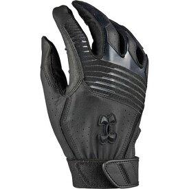 アンダーアーマー(UNDER ARMOUR) バッティング手袋 両手用 ステルス クリーンアップVII 1313594 001