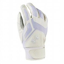 アンダーアーマー(UNDER ARMOUR) バッティング手袋 両手用 9ストロングステルスグローブ 1313595 100