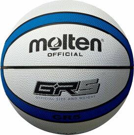 モルテン(molten) ゴムバスケットボール5号球 GR5 BGR5-WB