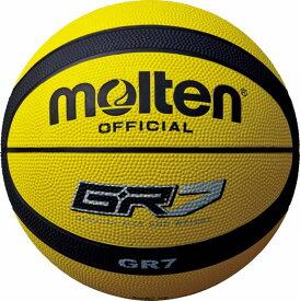 モルテン(molten) ゴムバスケットボール7号球 GR7 BGR7-YK