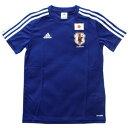 【adidas】アディダス Kids 日本代表 ホーム レプリカ Tシャツ