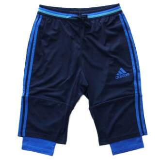 [SALE]阿迪达斯Condivo16混合合身3/4裤子