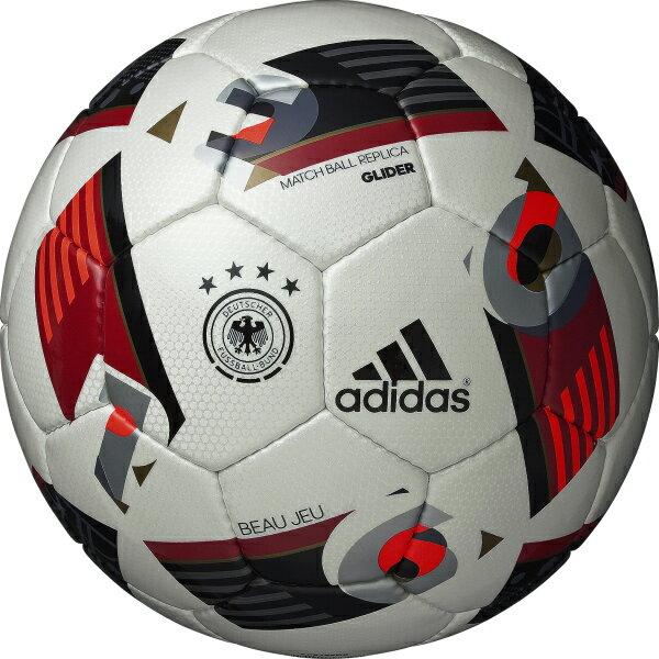 【adidas】アディダス 『 BEAU JEU 』 ( ボー ジュ ) グライダー ドイツ 5号球 [サッカーボール]