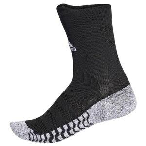 [ SALE ] 【adidas】アディダス ALPHASKIN グリップ ハーフクッション クルーソックス