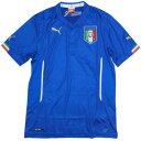 【SALE】【PUMA】プーマ FIGC イタリア  2014 SS ホーム シャツ レプリカ