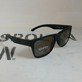 SMITH スミス 【Lowdown 2】 Matte Black / ChromaPop Polarized Gray Green 偏光サングラス 日本正規品