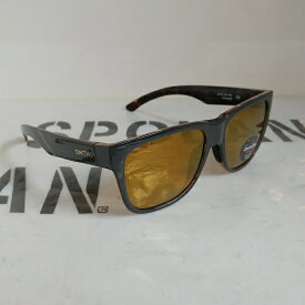 SMITH スミス 【Lowdown 2】 Gravy Tort / ChromaPop Polarized Bronze Mirror 偏光サングラス 日本正規品