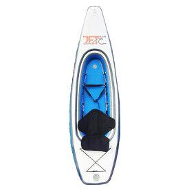 Jet Ocean Sport 【SURF KAYAK 270】 BLUE 青/白 インフレータブルカヤック パドル付きフルセット 折りたためて専用バックに入ります 正規品