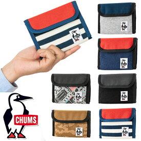 【あす楽】チャムス トリフォルドウォレットスウエットナイロンCHUMS Trifold Wallet Sweat Nylon CH60-2688