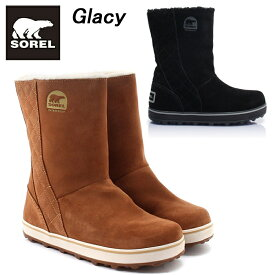【送料無料】【あす楽】 Sorel ソレル レディース GLACY グレイシー NL1975 スノーブーツ・ウインターブーツ