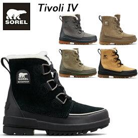 ソレル ブーツ ティボリIV NL3425 SOREL Tivoli IV レディース【送料無料】【あす楽】