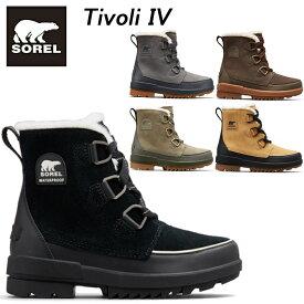 【送料無料】【あす楽】 Sorel ソレル レディース Tivoli IV ティボリIV NL3425 スノーブーツ・ウインターブーツ