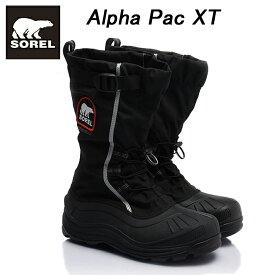 ソレル アルファパックXT 【メンズ】 Sorel Alpha Pac XT NM2127【送料無料】【あす楽】 スノーブーツ・ウインターブーツ