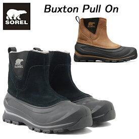 ソレル バックストンプルオン 【メンズ】 Sorel Buxton Pull On NM2738【送料無料】【あす楽】 ウインターブーツ スノーブーツ